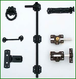 Useful Additions to Ironmongery Sets